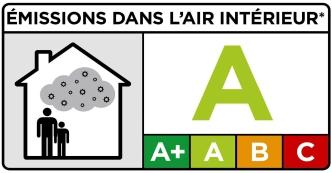 émissions air intérieur